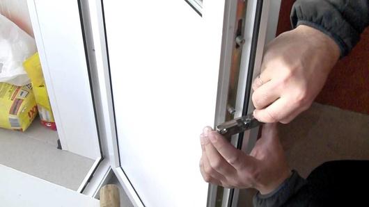 Установка балконных дверей своими руками 88