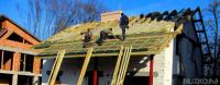 Фото строительства крыши своими руками 348