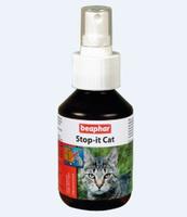 Беафар Стоп Ит Кет Stop It Cat спрей для отпугивания кошек,антигадин 100 мл